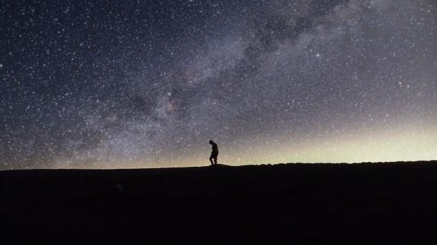 night sky scape